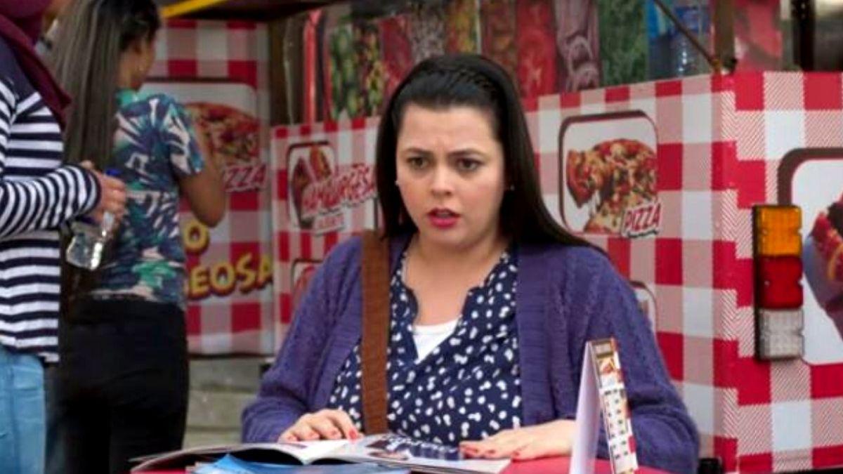 Raquelita descubre la verdad sobre Francisco