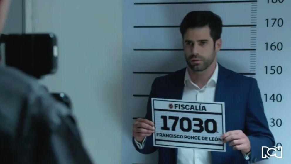Francisco es trasladado a la cárcel
