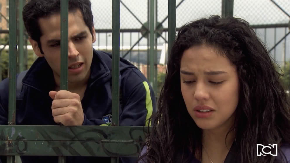Mariana le confiesa a William que serán padres