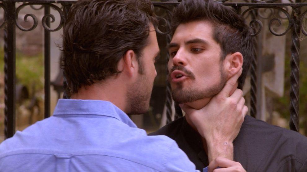 Rodrigo y Rafael se enfrentan