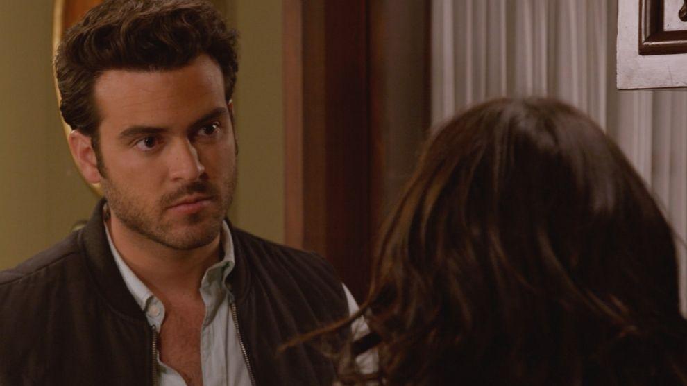 Rodrigo siente celos de Rafael