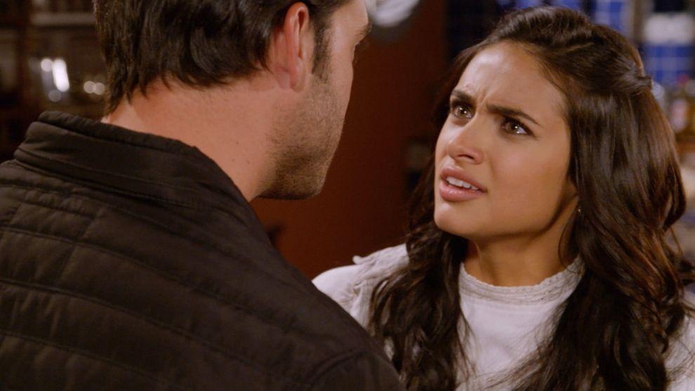 Aurora y Rodrigo terminan su relación