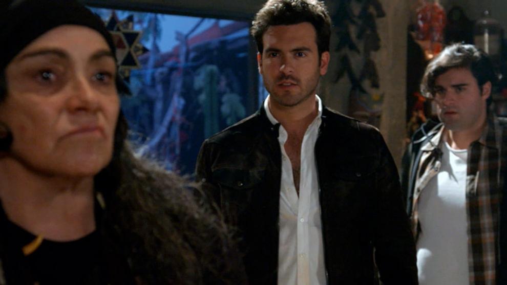Rodrigo confronta a Macrina