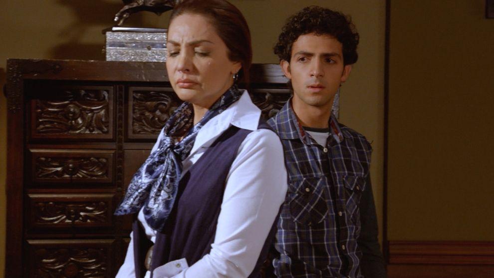 Chalo confronta a su madre