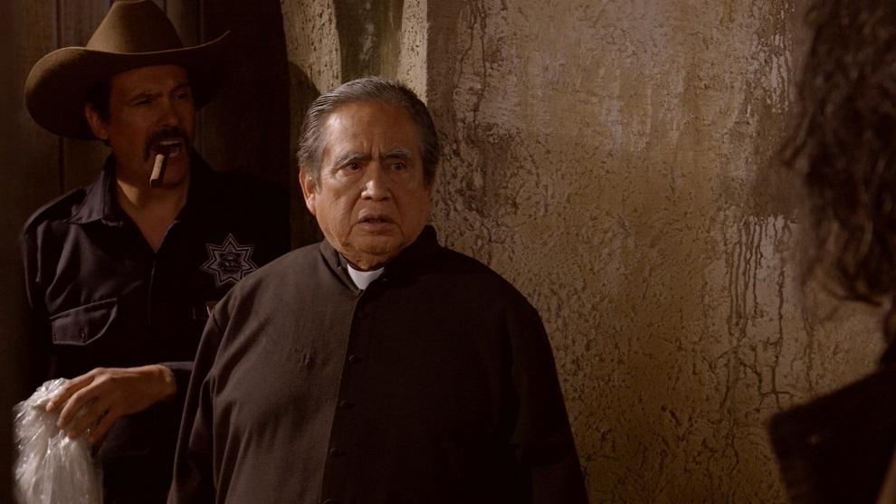 Capítulo 23 de abril - El padre Basilio confronta a Severo - Mi Adorable Maldición