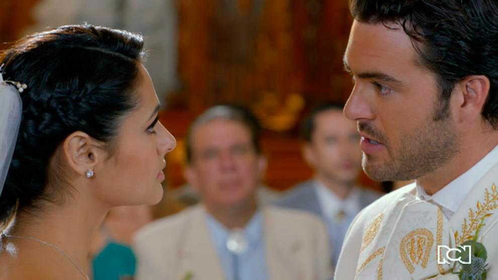 Capítulo 9 de agosto – Aurora y Rodrigo se casan | Mi Adorable Maldición