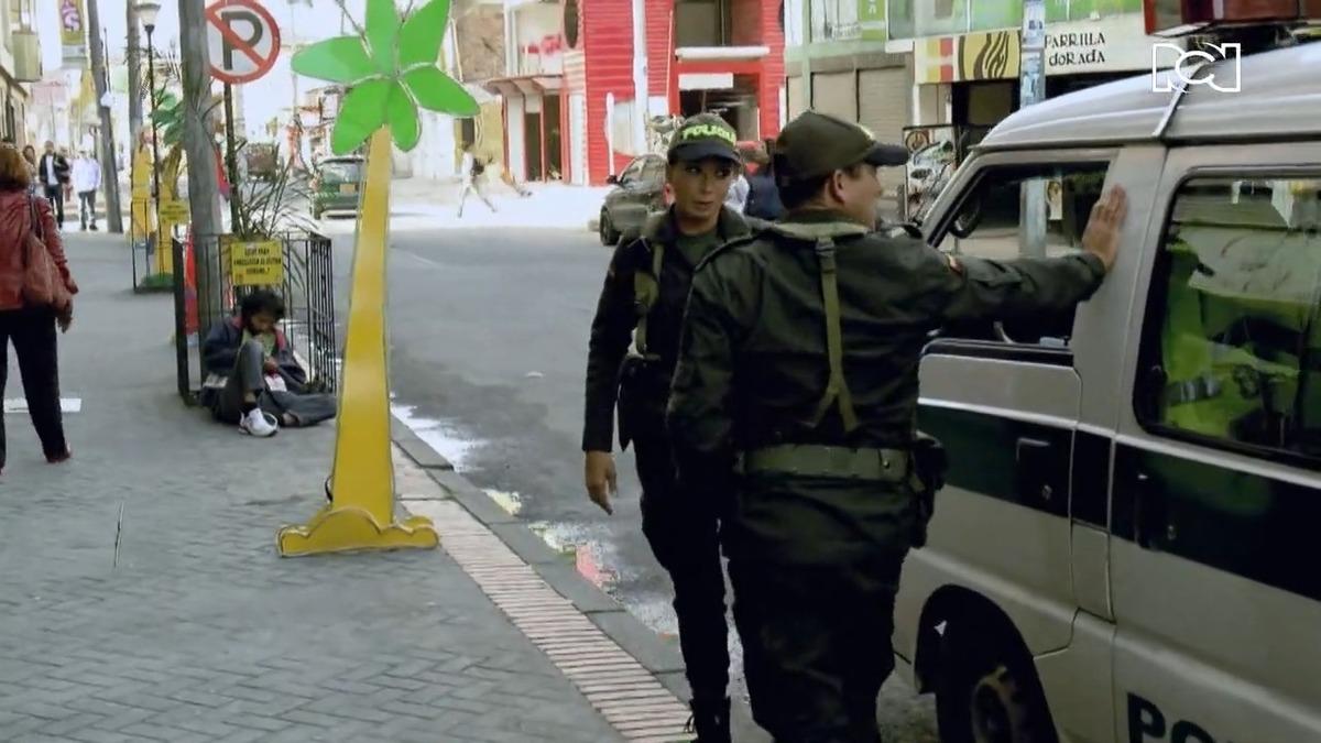 Policías vs. Ladrones