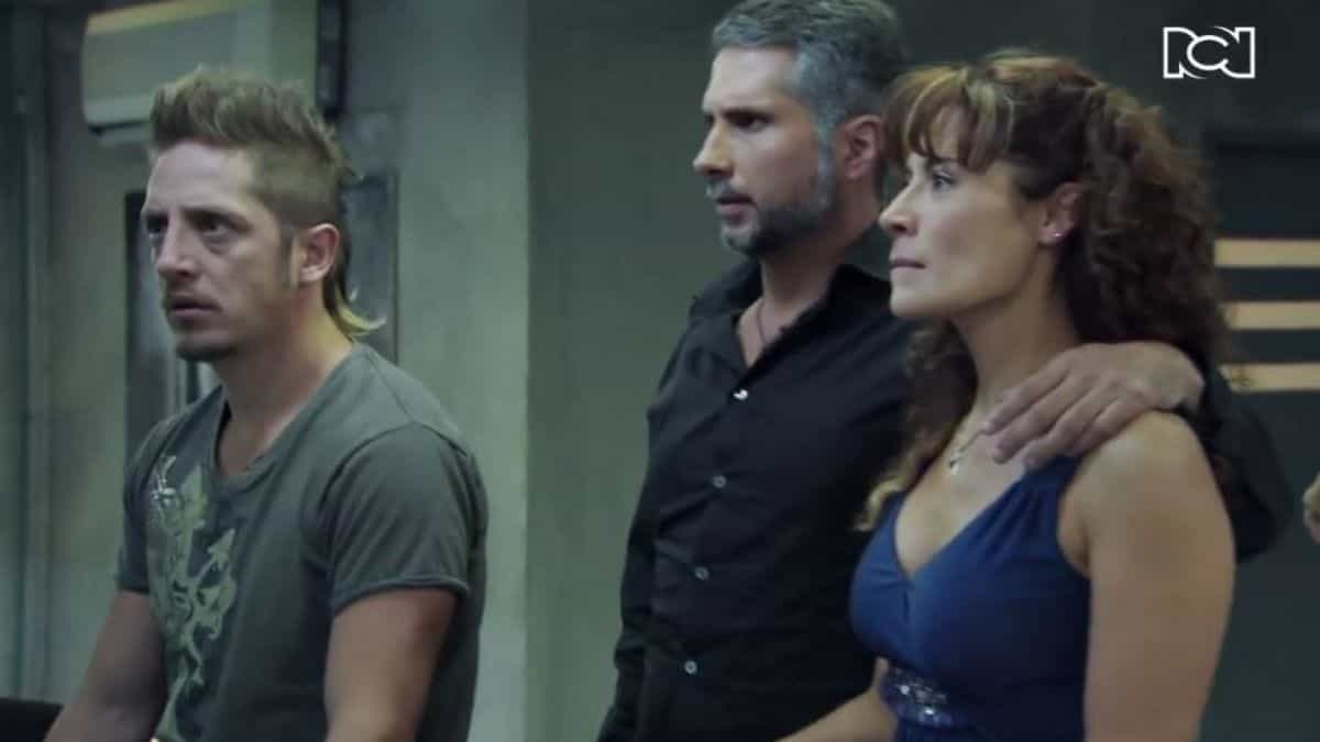 Isabel Cristina no logra controlar sus emociones en el Capo