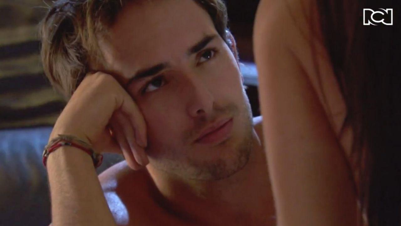 Emilio sorprende a Rosario con una invitación