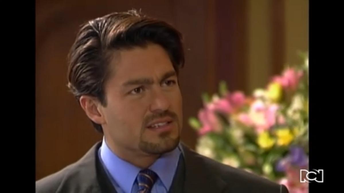 Carlos Daniel está sorprendido del regreso de Paola