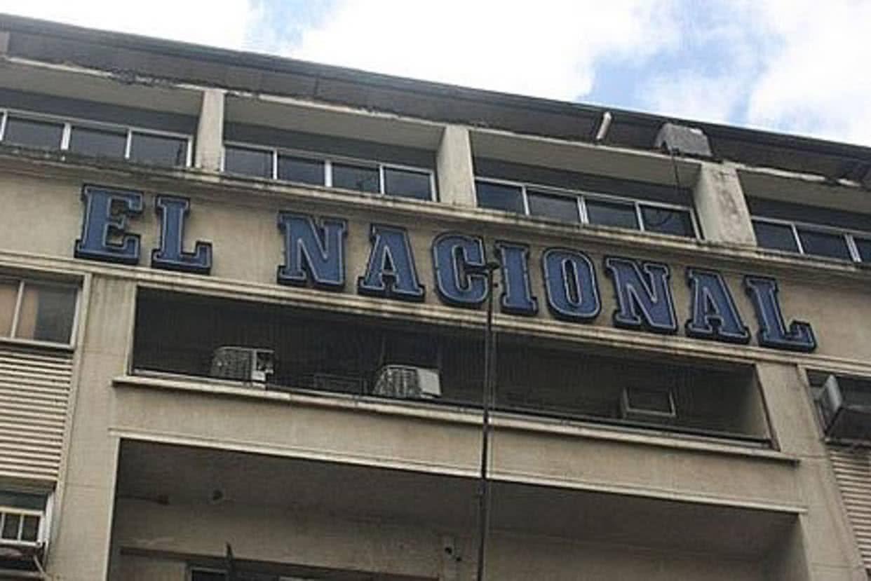 'El Nacional' denuncia que un grupo armado invadió su antigua sede