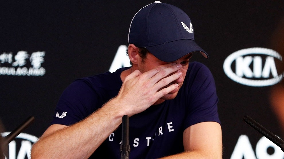 Andy Murray/ Foto: EFE