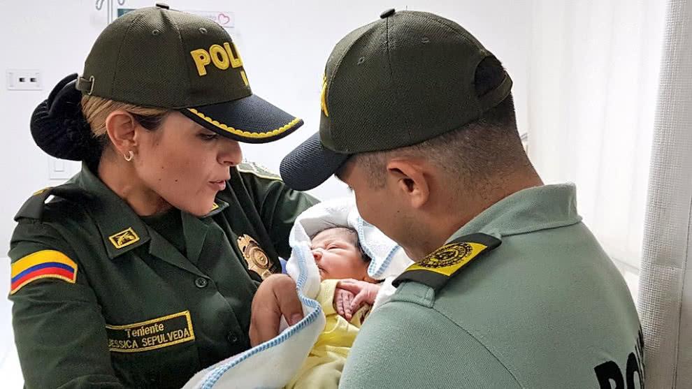Bebé recién nacida fue hallada en zona fronteriza entre Colombia y Venezuela