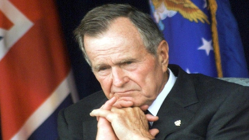 George H.W. Bush/ Foto: EFE