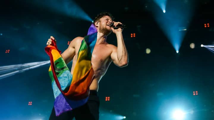 Imagine Dragons estrena su nuevo sencillo 'Natural'