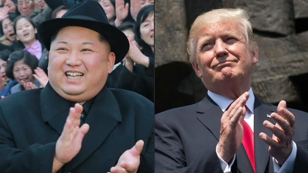 Corea del Norte podría anular cumbre Kim-Trump por ejercicios militares