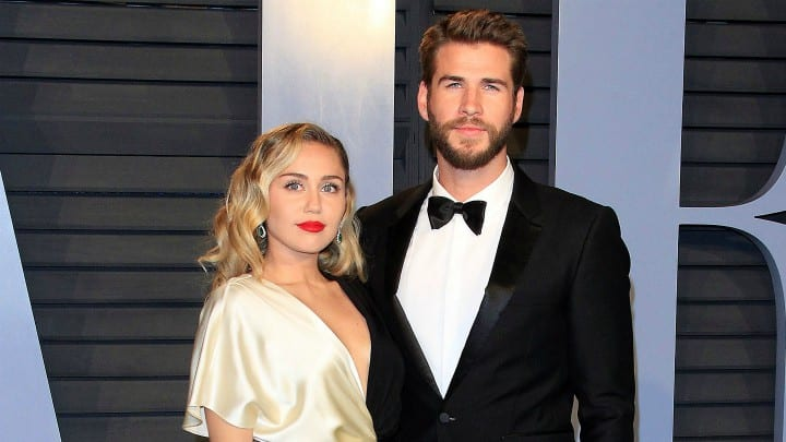 Liam Hemsworth publica un video junto a su prometida