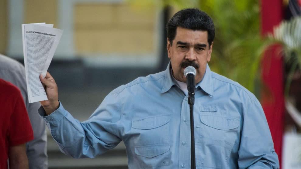 Nicolás Maduro anuncia quiebre de relaciones diplomáticas con Colombia