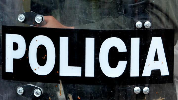 Policía Colombia NTN24