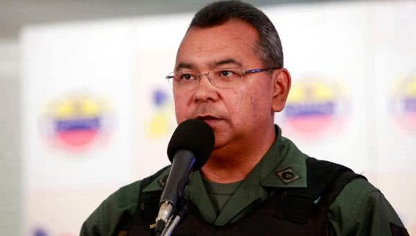 Venezuela desmantela célula
