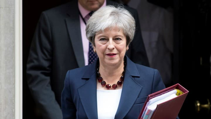 Theresa May sobre ataque con Novichok