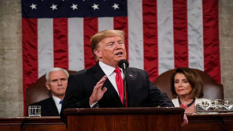 trump Congreso de Estados Unidos