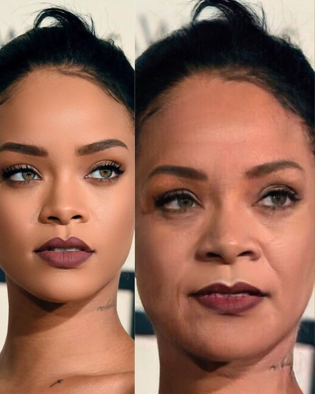 Imagen: Rihanna - @runwayitaly