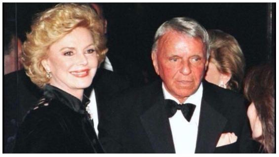 Barbara y Frank Sinatra. Foto: AFP/STR