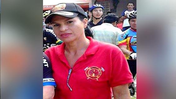 Asesinada comandante de Bomberos de Quebradanegra ... - Noticias RCN