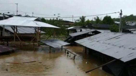 """""""Nosotros no hemos recibido nada"""": damnificada por inundaciones ... - Noticias RCN"""