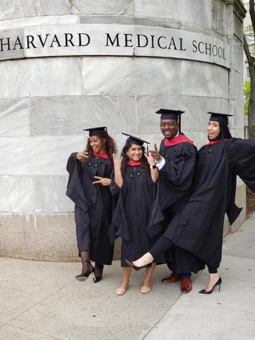 Una colombiana es la primera afrolatina en culminar una maestría en medicina en Harvard