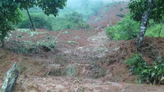 Deslizamiento de tierra en el Tambo, Cauca, dejó nueve muertos y tres heridos