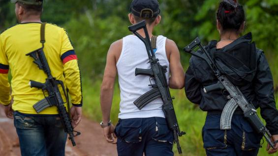 Disidencias de las Farc se habrían enfrentado en el Charco, Nariño