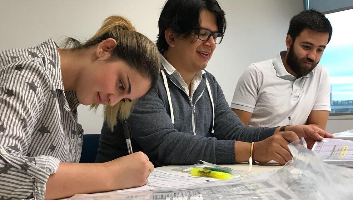 Foto: Consulados de Colombia en Canberra, Melbourne y Sídney iniciaron el proceso de votación a las, 8 de la mañana hora de Australia, para un potencial electoral de 5213 colombianos / Cancillería.