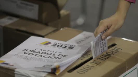 FOTO: Elecciones Presidenciales 2018. NoticiasRCN.com