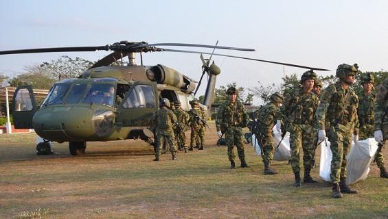 Foto: Ejército Nacional / NoticiasRCN.com