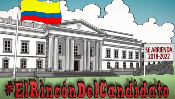 El Rincón del Candidato Presidencial