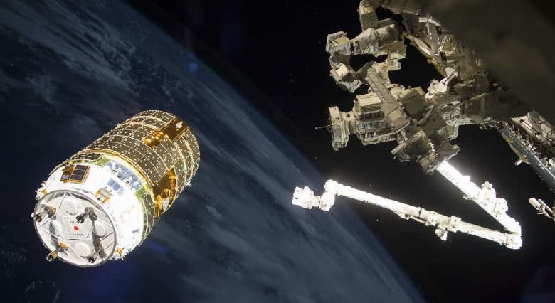Alerta por gran cantidad de basura que podría impactar contra la Estación Espacial Internacional