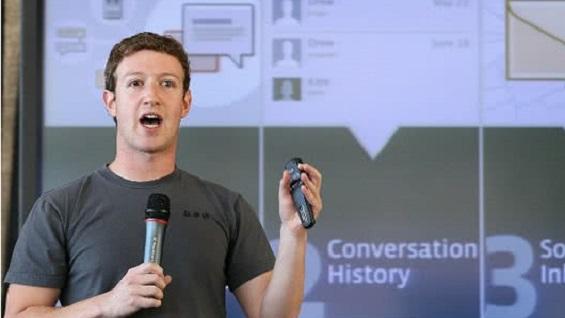 FOTO: Mark Zuckerberg, fundador de Facebook /EFE