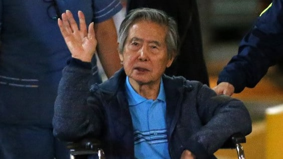 Tribunal peruano ordena que Fujimori sea procesado por matanza de Pativilca en 1992