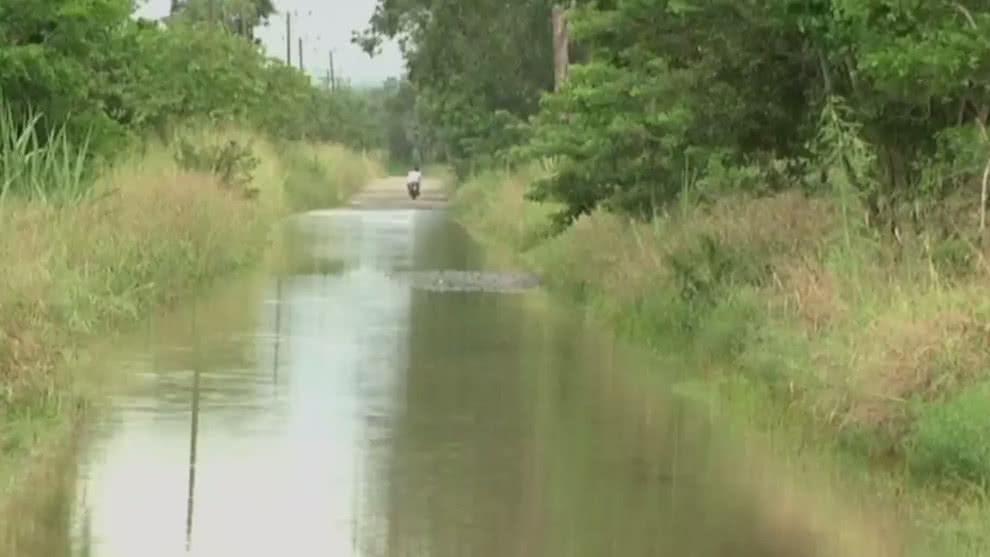 Cerca de 2.500 personas se encuentran afectadas por las inundaciones en Jamundí