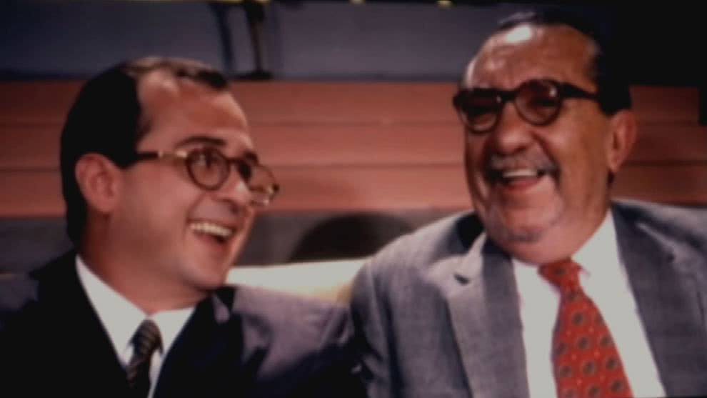 Jota Mario y Pacheco