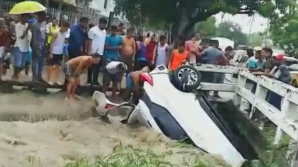 La emergencia no dejó lesionados.