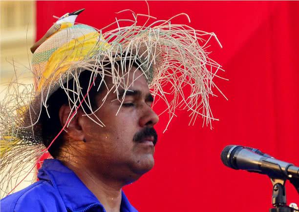 Exalto mando militar revela que Nicolás Maduro practica la santería y realiza sacrificios