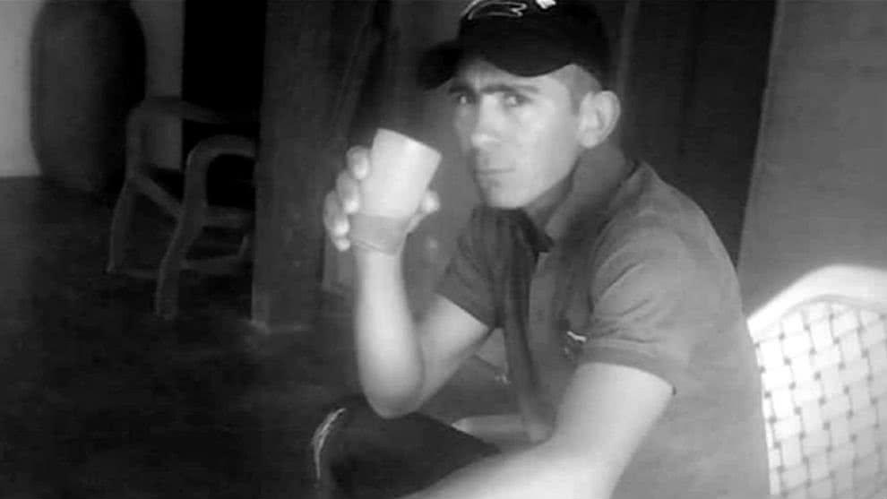 Manuel Gregorio Gonzalez lider asesinado