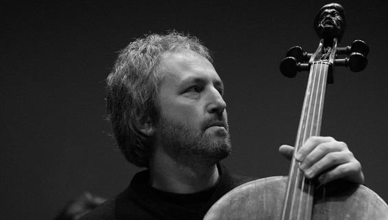 Foto: Mario Brunello - Festival Internacional de Música de Cartagena