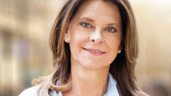 Marta Lucía Ramírez ocupará la Vicepresidencia para el período 2018-20122. Foto: @mluciaramirez