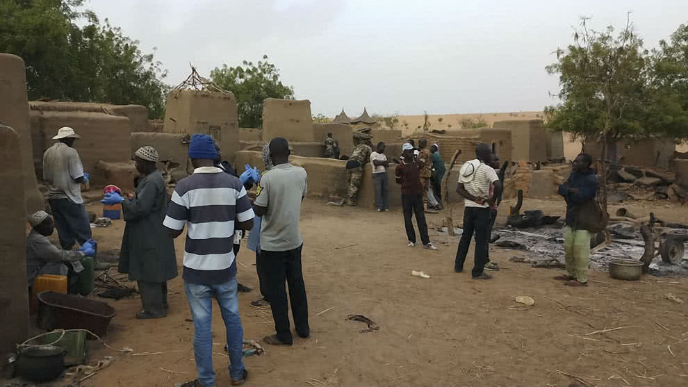 Masacre en Mali