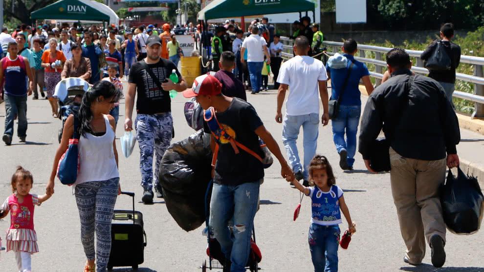 Tras decisión de Perú, ONU pide que no se cierren las fronteras a los venezolanos