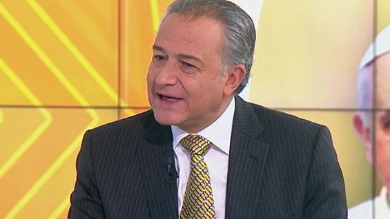 El vicepresidente de la República, el general retirado Óscar Naranjo.Foto: Noticias RCN